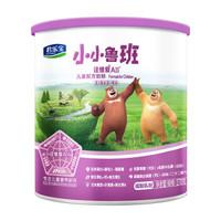 君乐宝 (JUNLEBAO)小小鲁班诠维爱 儿童成长配方奶粉4段 270g(3-7周岁)