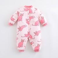 双11预售:Marc&Janie 马克珍妮  婴儿连体棉衣