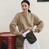 UNIQLO 优衣库 U系列 430866 女士纯棉卫衣