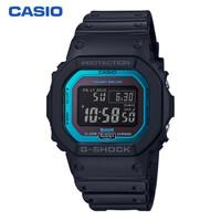双11预售:CASIO 卡西欧 G-SHOCK系列 GW-B5600-2 男士太阳能电波腕表