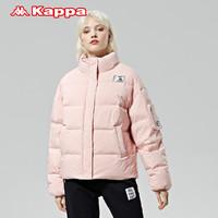 双11预售:Kappa 卡帕 K0A82YY70D 女士短外套羽绒服
