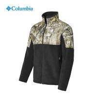 双11预售:Columbia 哥伦比亚 HE0033 男士迷彩抓绒衣