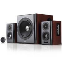 双11预售:EDIFIER 漫步者 S201 多媒体音箱