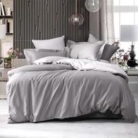 双11预售:Dohia 多喜爱 100支长绒棉床上四件套 1.5m