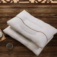MERCURY 水星家纺 和煦 薰衣草舒适枕头 一对装