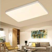 nvc-lighting 雷士照明 智控调光客厅LED吸顶灯 112W