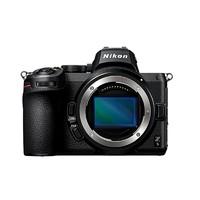 双11预售:Nikon 尼康 Z5 全画幅微单相机 (Z 24-50mm f/4-6.3)微单套机