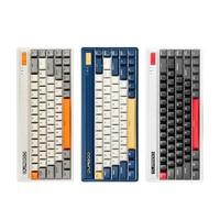 DURGOD 杜伽 FUSION 68键 蓝牙/2.4G/Type-C三模 机械键盘樱桃银轴