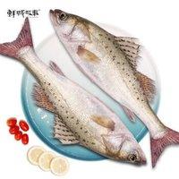 抄作业:白蕉海鲈鱼/黑虎虾/黑鳕鱼/三去小章鱼组合(低至22.4元/份) *8件
