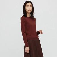 双11预售:UNIQLO 优衣库 428855  女士针织衫