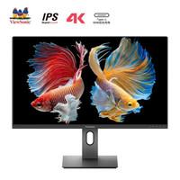双11预售:ViewSonic 优派 VX2780-4K-HDU  27.8英寸IPS显示器(3840x2160、65W Type-C)
