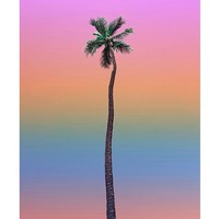 艺术品:夏威夷艺术家 Aryton Page艾瑞顿·佩吉 《氛围 8号》