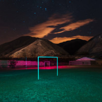 艺术品:【Pica Photo】Benoit Paillé贝努瓦·帕耶 作品《进球》Football Goal