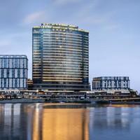 双11预售:舟山希尔顿酒店 高级湖景房2晚