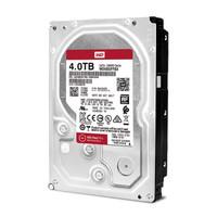 西部数据(WD)红盘Pro 4TB 网络储存硬盘(NAS硬盘/SATA6Gb/s/256M缓存/WD4003FFBX)