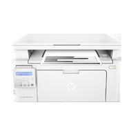 HP 惠普 LaserJet Pro MFP M132nw 黑白激光打印一体机