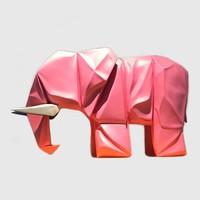 艺术品:郭剑限量版《小象》雕塑家居装饰摆件 手工艺术品铜礼品