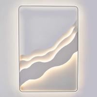 双11预售:Huayi 华艺  画沙系列 简约吸顶灯 96W