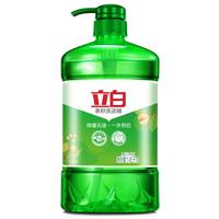Liby 立白 茶籽洗洁精 1.45kg *2件