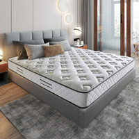 1日0点:SLEEMON 喜临门 享睡 泰国进口乳胶弹簧床垫 180*200cm