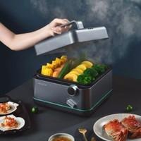 新品发售:KRiBEE 库比 KB-C5 多功能电蒸锅