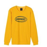双11预售:SKECHERS 斯凯奇  L420M002 男士运动卫衣