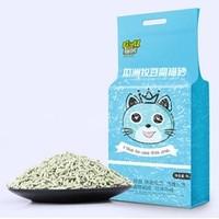 瓜洲牧 豆腐猫砂 6L 苹果味