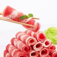 限地区:宾西 精致肥牛肉卷/肉片 500g  *5件