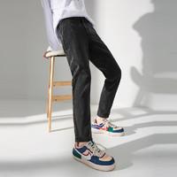 双11预售:A21 R404126034 男士弹力修身牛仔裤