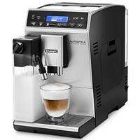 中亚Prime会员:Delonghi 德龙 Autentica 臻系列 ETAM 29.660.SB 全自动咖啡机