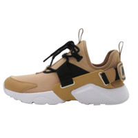 限尺码、考拉海购黑卡会员 : NIKE 耐克 AIR HUARACHE CITY LOW AH6804 华莱士运动休闲鞋