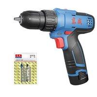 双11预售:Dongcheng 东成 MJZ1201D 单电双速锂电钻