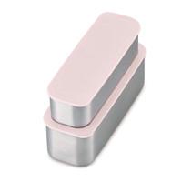 双11预售:THERMOS 膳魔师 DSA-604W DTP 不锈钢附保冷袋便携便当盒 635ml