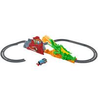 双11预售:Thomas & Friends 托马斯和朋友 托马斯轨道大师系列 FXX66 逃离喷火龙探险套装