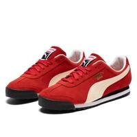 双11预售:PUMA 彪马 ROMA SUEDE 365437 男女款复古经典休闲鞋