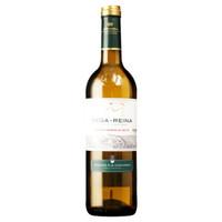 京东PLUS会员:VEGA~REINA 维嘉女王 干白葡萄酒 750ml *2件
