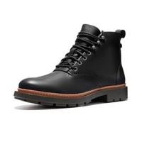 双11预售:clarks 其乐 261430817 男鞋英伦风工装靴