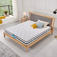 1日0点:QuanU 全友 105116 椰丝热绒棉软硬双功能床垫