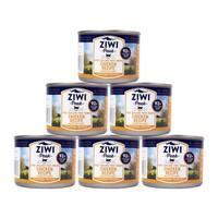ZIWI 滋益巅峰 宠物主食猫罐头 鸡肉味 185g*6罐