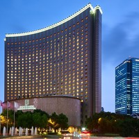 双11预售:上海虹桥锦江大酒店 豪华大/双床房1晚(含早餐+下午茶)
