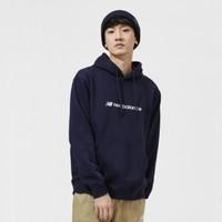 双11预售:New Balance NCA3S511 连帽保暖卫衣 *2件