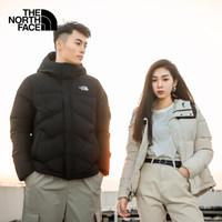 双11预售:TheNorthFace 北面 4NEZ 男士羽绒服 700蓬鹅绒填充