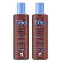 双11预售:Neutrogena 露得清 T/Gel 去屑去痒配方洗发液 130ml*2