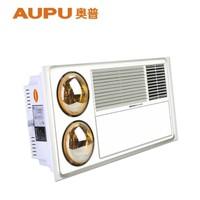 双11预售:AUPU 奥普 HDP6125AS 智能触控双暖浴霸