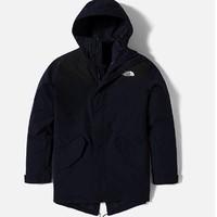 双11预售、历史低价:THE NORTH FACE 北面 4NEK 男子冲锋衣