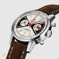 双11预售:BREITLING 百年灵 A23310121G1X1 男女款41mm瑞士全自动机械手表