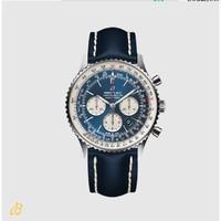 双11预售:BREITLING 百年灵 AB0127211C1X1 男款航空计时B01计时腕表