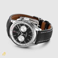 双11预售:BREITLING 百年灵  AB0118371B1X2 男女款璞雅系列B01全自动机械计时腕表