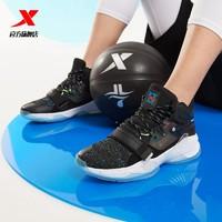 预售0点截止、双11预售:XTEP 特步 880319120036 男子高帮实战篮球鞋