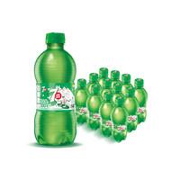 京东PLUS会员、限华南:7up 七喜 柠檬味 汽水碳酸饮料 300/330ml*12瓶 *2件